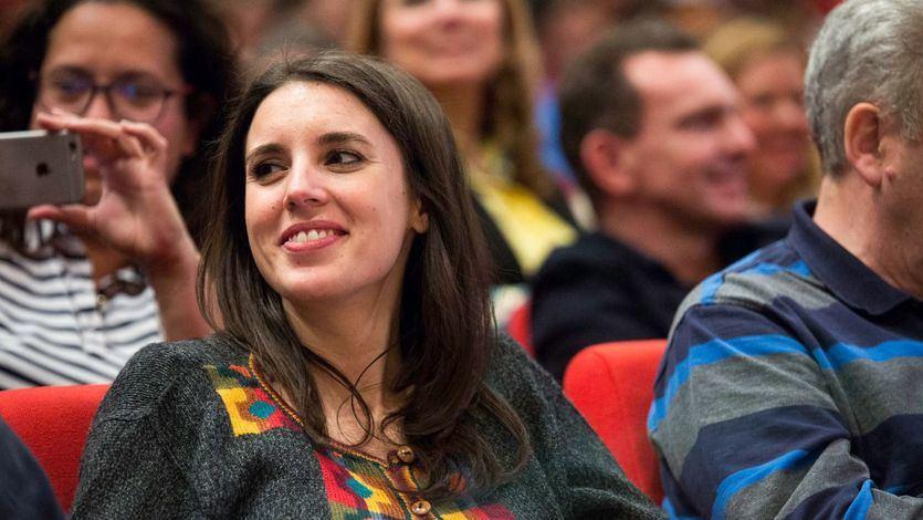 ¿Se postula Irene Montero como sucesora de Iglesias en Podemos?