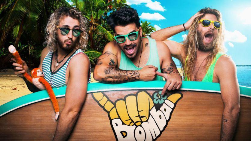 Los 'Superhéroes' del grupo Bombai lanzan 'El Principio' con su habitual frescura y actitud positiva (vídeos con entrevista y canción en directo)