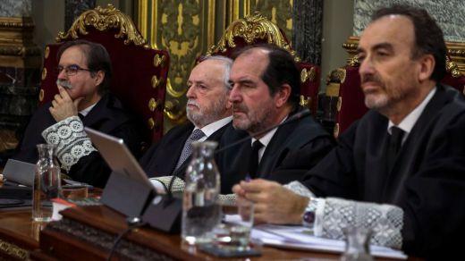 Juicio del procés: la secretaria judicial relata el