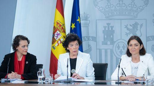 PP y Cs piden suspender las ruedas de prensa del Consejo de Ministros