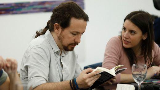 Montero asegura que Iglesias asume como propio el error del polémico cartel