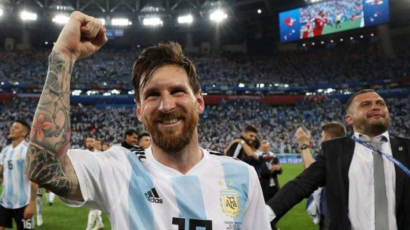 VUELVE: Messi anuncia su regreso a la selección argentina