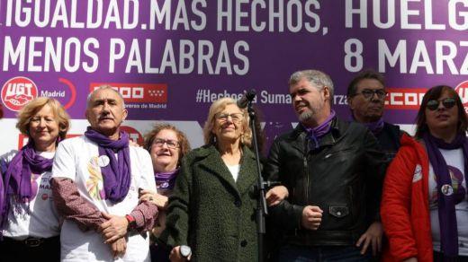 8-M: los sindicatos calculan que 6 millones de trabajadoras secundaron la huelga