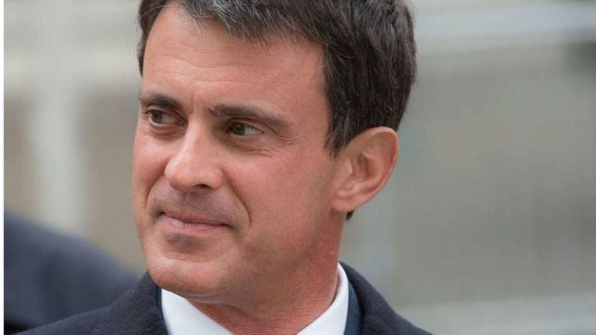 Valls se mete en campaña nacional tratando de alejar su imagen de una posible reedición de la alianza PP-Ciudadanos-Vox