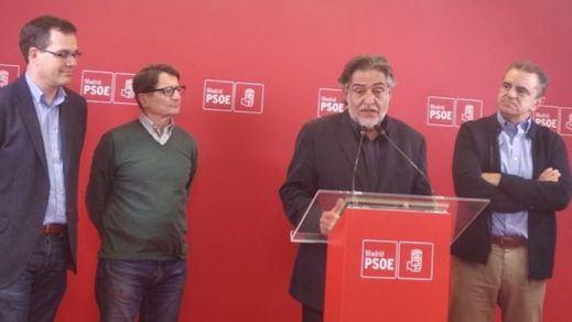 Pepu Hernández, el candidato de Sánchez para competir con Carmena, vence en las primarias del PSM