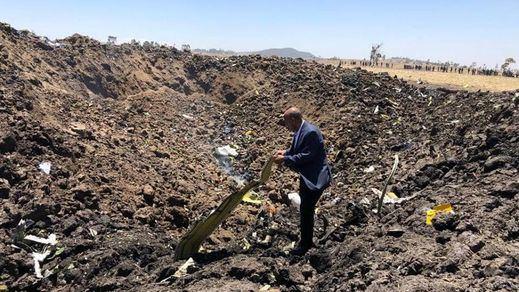 Trágico accidente de avión en un vuelo de Ethiopian Airlines con 157 personas a bordo