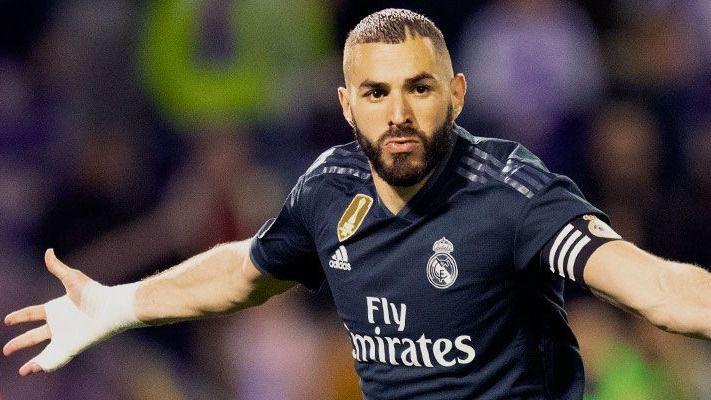 El Madrid salva los muebles en Valladolid pero no espanta sus fantasmas (1-4)