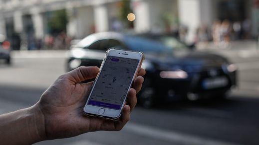 En Madrid ya hay un coche VTC por cada 2 taxis ante la falta de regularización