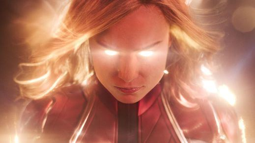 'Capitana Marvel' se convierte en el sexto estreno más taquillero de la historia