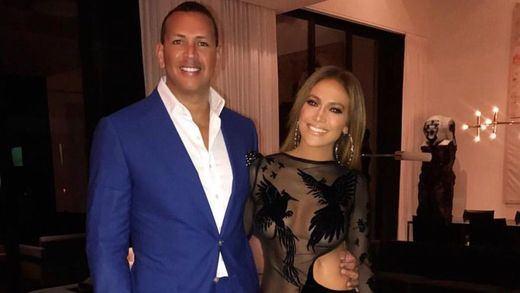 Jennifer Lopez y Alex Rodriguez se comprometen: boda estelar en EEUU a la vista