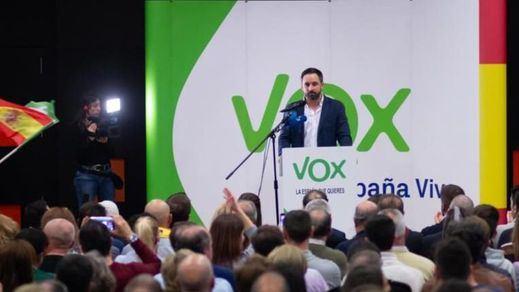 Destapan los vínculos entre Vox y la Fundación Francisco Franco
