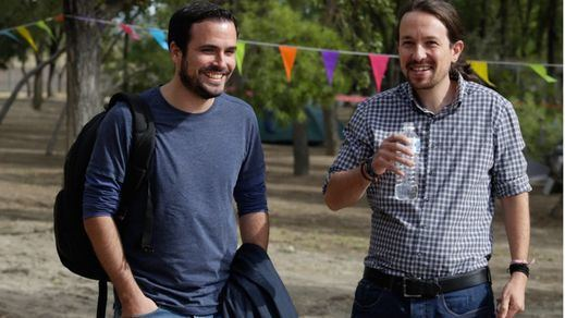 Más de un tercio de los militantes de Izquierda Unida no repetiría el pacto con Podemos