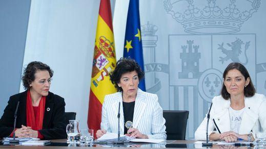 La Junta Electoral rechaza suspender las ruedas de prensa del Consejo de Ministros como pidieron PP y Cs