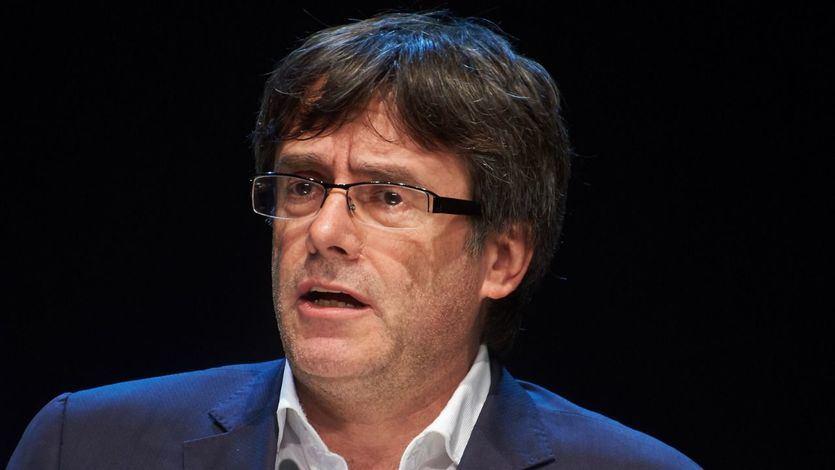 Puigdemont desafía a la Justicia española y quiere recoger el acta de eurodiputado si sale elegido