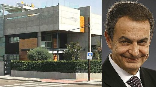 Reprochan a Zapatero comprarse el chalet donde ha residido los últimos 7 años