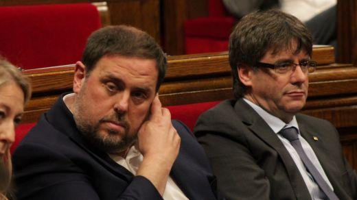 El voto nacionalista que marcará el 28-A se debate entre el diálogo de Junqueras y el bloqueo de Puigdemont