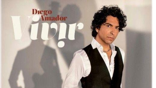 Diego Amador, el 'Ray Charles gitano', nos enseña a 'Vivir', título de su nuevo disco (vídeo)