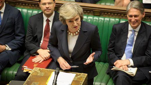 El Parlamento británico vuelve a tumbar el Brexit y hunde políticamente a Theresa May
