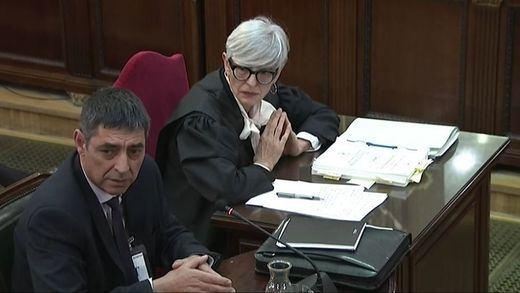 Trapero asegura que los Mossos tenían un plan para detener a Puigdemont y los consellers si recibían la orden