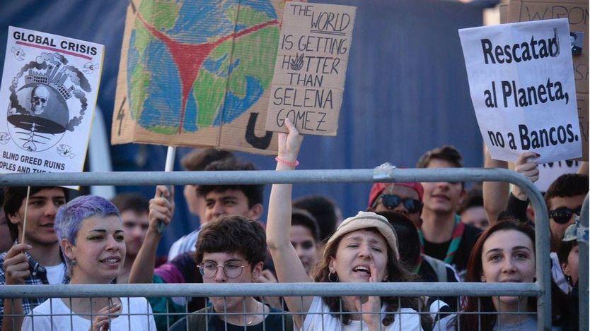 #FridaysForFuture: el clamor juvenil contra el cambio climático tomó las calles y las redes sociales