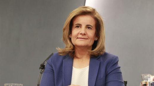 Fátima Báñez, la ex ministra que 'atribuyó' a la Virgen del Rocío la salida de la crisis, deja la política