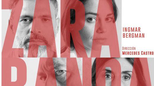 'Zarabanda': homenaje a Bergman en un montaje excepcional