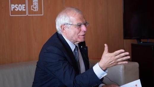 Borrell: 'La elaboración de las listas nunca es a gusto de todos'