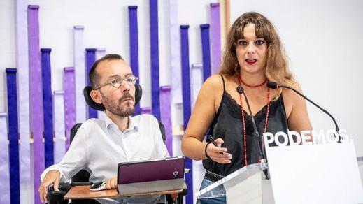 Podemos, los 'comuns' y el lío por la renuncia de Óscar Guardingo