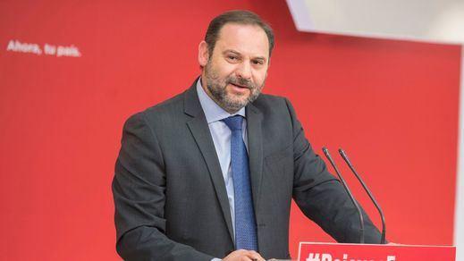 Así justifica Ábalos la renovación 'total' en las listas del PSOE