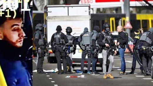 Detenido el presunto autor del tiroteo que ha dejado tres muertos y varios heridos en Utrecht