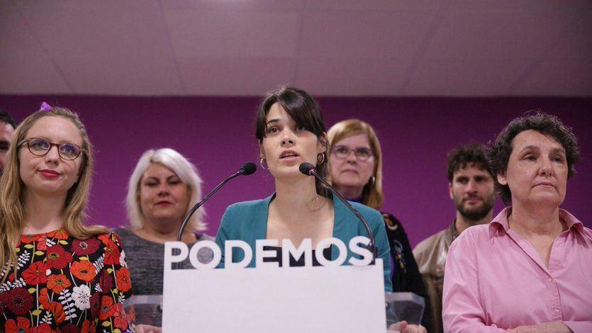 Isa Serra, candidata Podemos Comunidad de Madrid