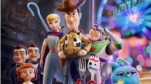 El tráiler de 'Toy Story 4' conquista Twitter