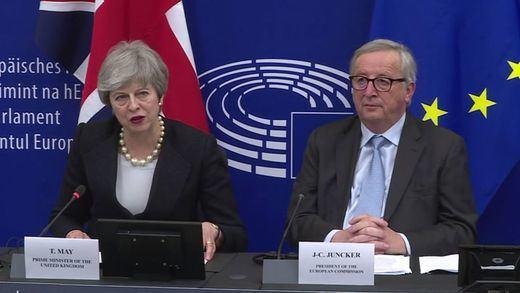 May pide a Bruselas una prórroga del Brexit hasta el 30 de junio