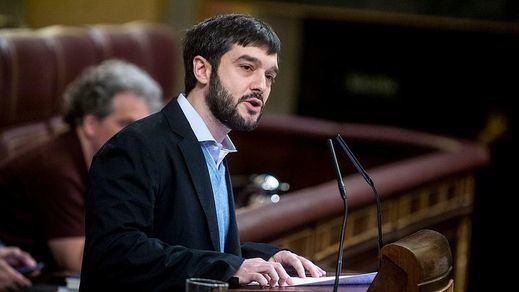 Podemos sufre una nueva baja: Pablo Bustinduy se retira como cabeza de lista para la Eurocámara