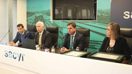 Sacyr recibe 23 nuevas certificaciones AENOR