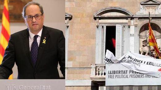 La Fiscalía anuncia una querella contra Torra por desobedecer a la Junta Electoral