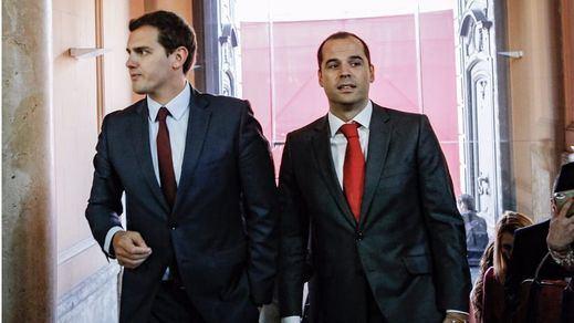 'Portazo' de Cs al PSOE en Madrid: Aguado descarta pactar con Gabilondo