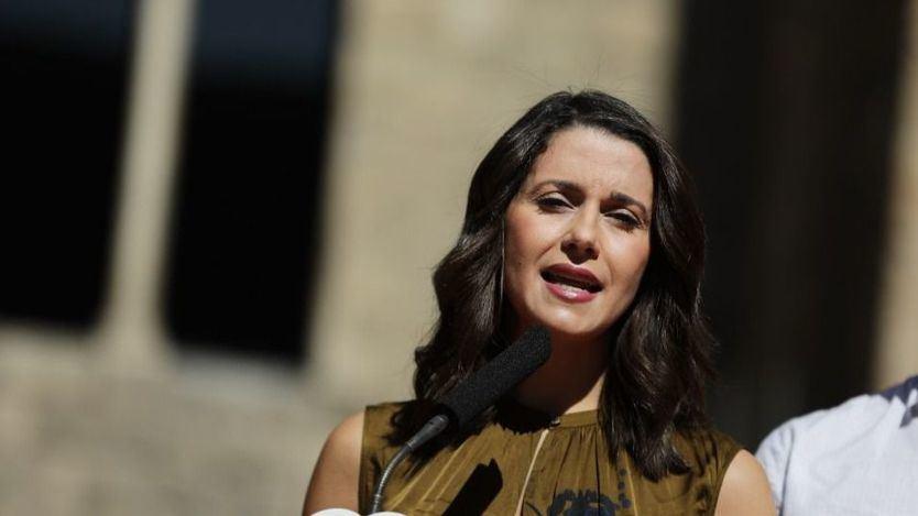 Ciudadanos denuncia que un ayuntamiento gobernado por el PDeCAT en alianza con el PSC tiene 'propaganda separatista'