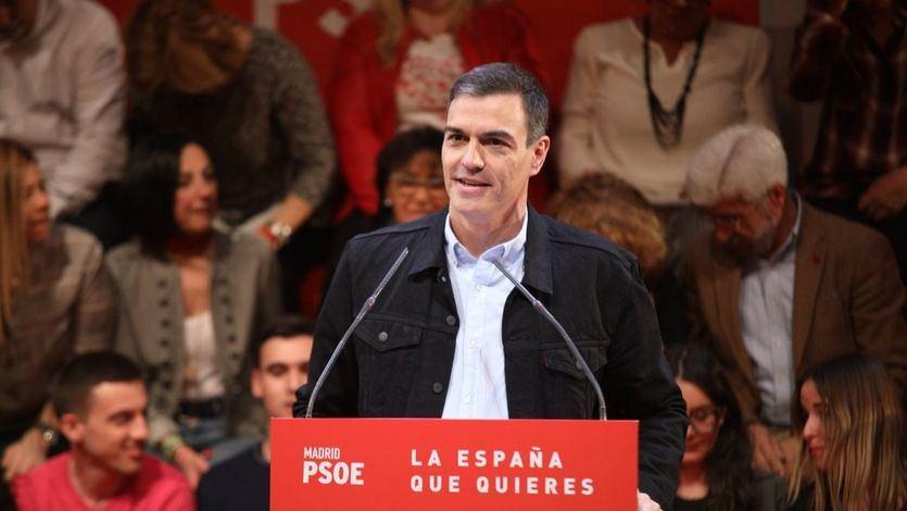 Sánchez hace una llamada a la movilización para que no ocurra como en Andalucía: ganar no basta