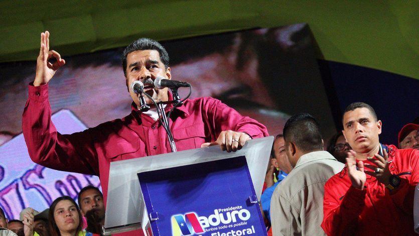 Maduro acusa a Guaidó de haber dirigido un plan para matarle