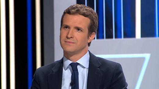 La cara más amable de Casado y sus promesas sobre impuestos y autonómos en 'La Sexta'
