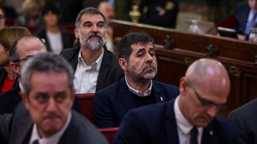 El guardia civil que dirigió el registro del 20-S atribuye a Jordi Sànchez la 'voz cantante' sobre 'la masa' y los Mossos