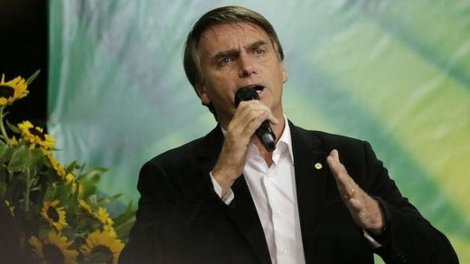 Bolsonaro ordena que Brasil celebre oficialmente el 55° aniversario del golpe y la posterior dictadura militar