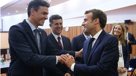 Macron desautoriza a los senadores franceses que se alinearon con las tesis del nacionalismo catalán