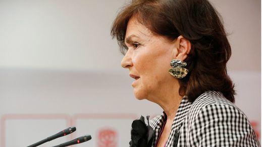 Moncloa corrige a Iceta: ni con un 65% de independentistas un referéndum rompería España
