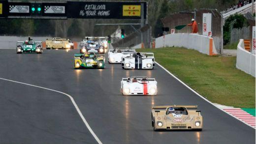 El Espíritu de Montjuic 2019 tendrá una participación estelar en el Classic Endurance Racing