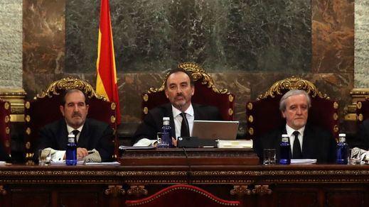 Insultos, amenazas y escraches: los testimonios de guardias civiles en el juicio del procés