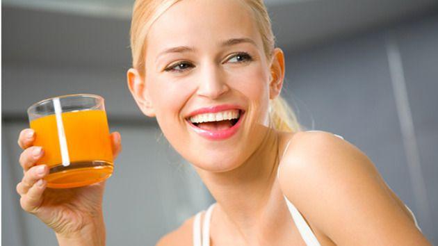 ¿Son saludables los zumos de fruta envasados?