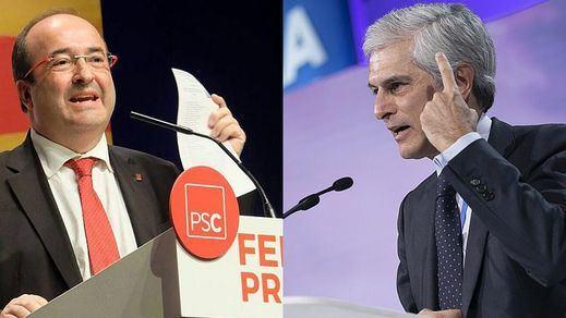 Iceta y Suárez Illana revientan las campañas de PSOE y PP cuando mejor estaban en las encuestas