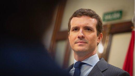 Casado promete no prohibir el diésel si llega a La Moncloa